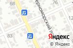 Схема проезда до компании Продуктовый магазин в Армавире