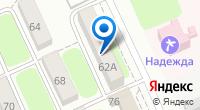 Компания Почтовое отделение №23 на карте