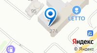 Компания ААА на карте