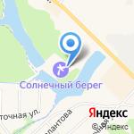 Клиника Ивановской Государственной Медицинской Академии на карте Кохмы