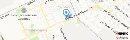 ВИВО на карте Армавира