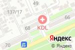 Схема проезда до компании ШАГ в Армавире