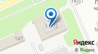 Компания Цех по производству бумаги на карте