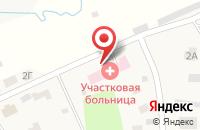 Схема проезда до компании Караваевская амбулатория в Караваево