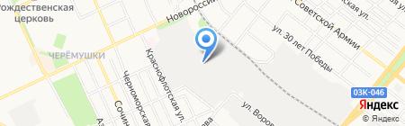 АМК-Троя на карте Армавира