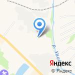 М-Сервис на карте Кохмы