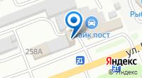 Компания ГАЗ-сервис на карте