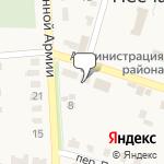 Магазин салютов Песчанокопское- расположение пункта самовывоза