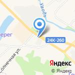 Копейка на карте Кохмы