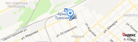 Exist на карте Армавира