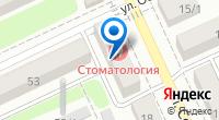 Компания Почтовое отделение №22 на карте