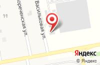 Схема проезда до компании Кубанский огород в Прочноокопской