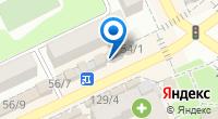 Компания Кристи на карте