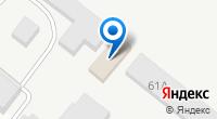 Компания ТНК на карте