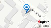 Компания ПланетАвто на карте