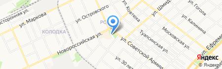 Банкомат Банк ВТБ 24 на карте Армавира