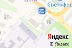 Схема проезда до компании Бастион в Кохме