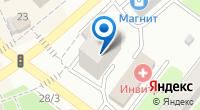 Компания ЮГ-Инвестбанк на карте