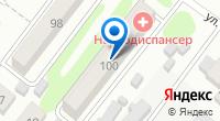 Компания Наркологический диспансер №3 на карте