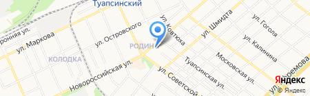 Банкомат КБ Кубань Кредит на карте Армавира