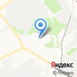 Леспром-Юг на карте Армавира