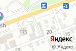 Схема проезда до компании Магазин строительных материалов в Армавире