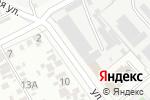 Схема проезда до компании ЮКО-сервис в Армавире