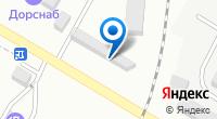 Компания Дорога на карте