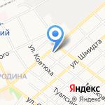 worker23.ru на карте Армавира