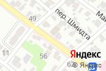Схема проезда до компании ВКЛючи в Армавире