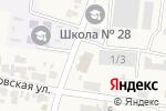 Схема проезда до компании Участковый пункт полиции в Новокубанске