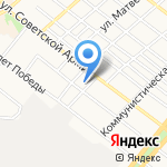 Центр высоких технологий им. академика С.Н. Федорова на карте Армавира