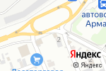 Схема проезда до компании Поклёвка в Армавире