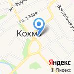 Эконом Плюс на карте Кохмы