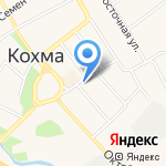 РусТекс МГ на карте Кохмы