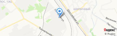 Альфа Хим Групп на карте Армавира