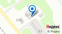 Компания Юралл на карте