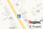 Схема проезда до компании Матрица в Красной Поляне