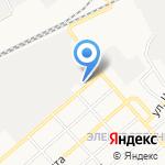 СДЮСШОР по спортивной борьбе на карте Армавира