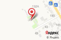 Схема проезда до компании Автомагазин в Красной Поляне