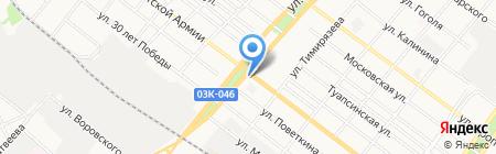 MAXX на карте Армавира