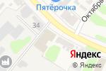 Схема проезда до компании Спасские ворота-М в Кохме