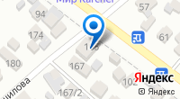 Компания Компьютер-сервис на карте