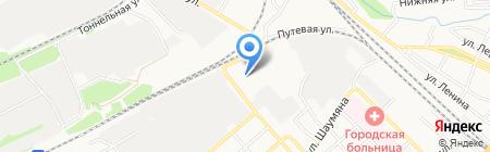 ИНСТРУМЕНТ на карте Армавира