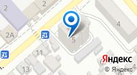 Компания АТА на карте