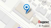 Компания ПЭК на карте