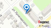 Компания К на карте