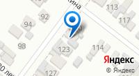 Компания Аксель на карте