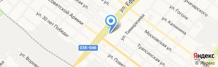 ОТИС Лифт на карте Армавира