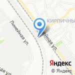 Опытная путевая машинная станция №27 на карте Армавира